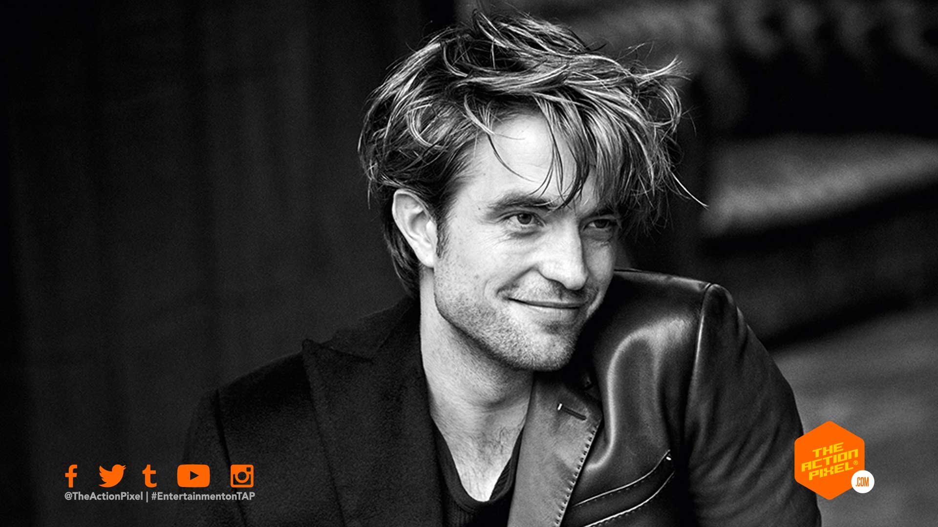 robert pattinson, matt reeves, batman, dc comics, the batman, wb pictures, batsuit, the action pixel, entertainment on tap, featured