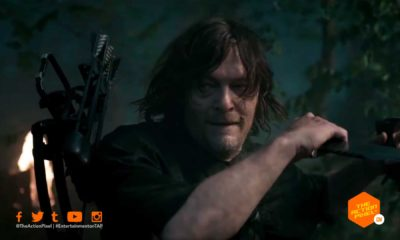 silence, norman reedus, danai , the walking dead season 10, the walking dead, entertainment on tap, the action pixel, featured,