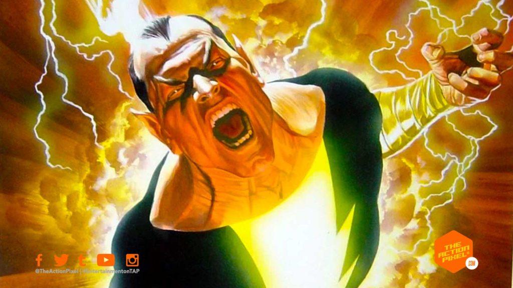 black adam, dc comics, the action pixel, entertainment on tap, dwayne johnson,the rock, entertainment on tap, the action pixel