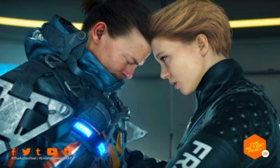 death stranding, the action pixel, launch trailer, hideo kojima, entertainment on tap, the action pixel, hideo kojima,featured