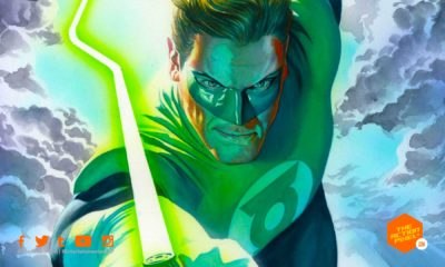 green lantern, greg berlanti, cw , hbo max, strange adventures, featured, dc comics,