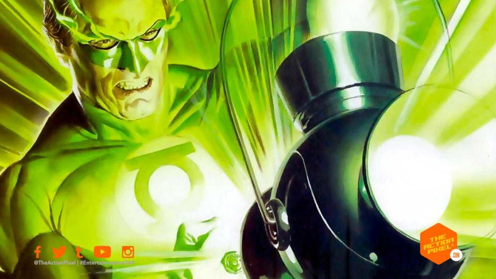 green lantern, greg berlanti, cw , hbo max, strange adventures, featured, dc comics,