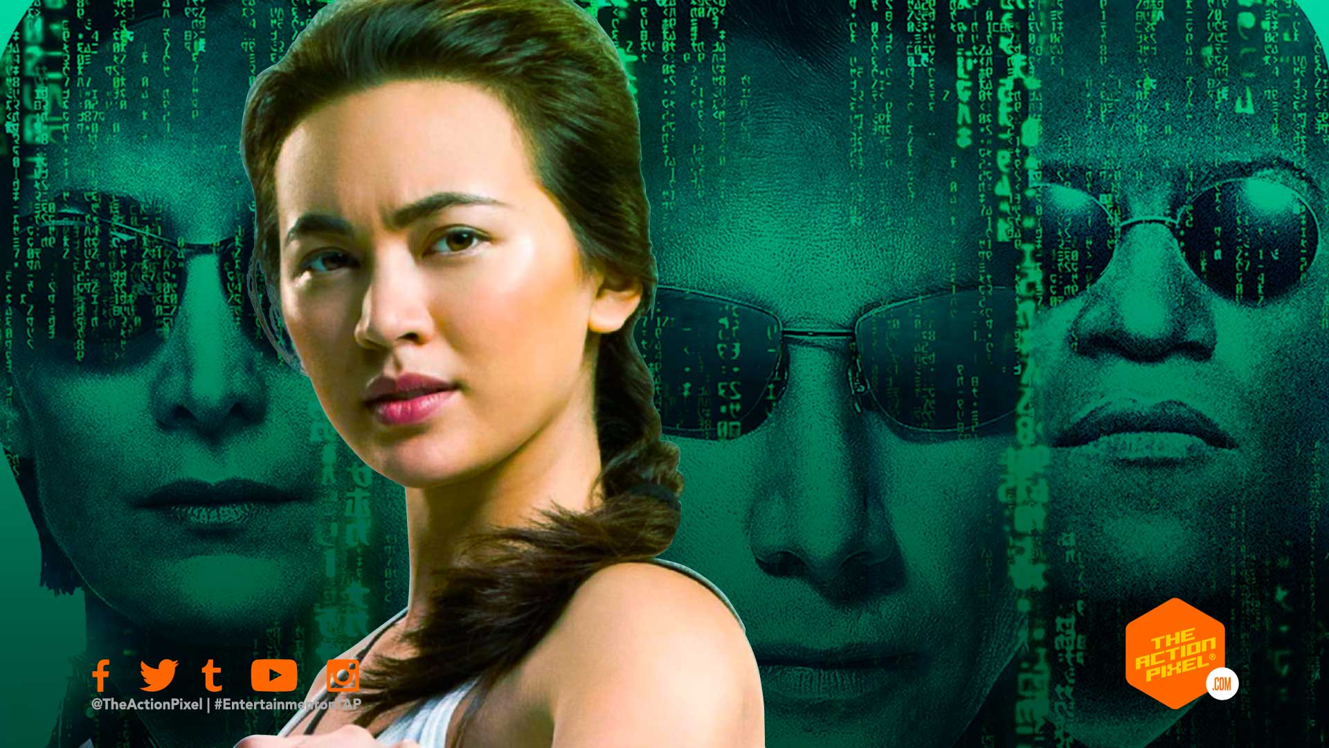 matrix 4, jessica henwick, matrix, matrix 4 casting , iron fist, game of thrones, featured, entertainment on tap