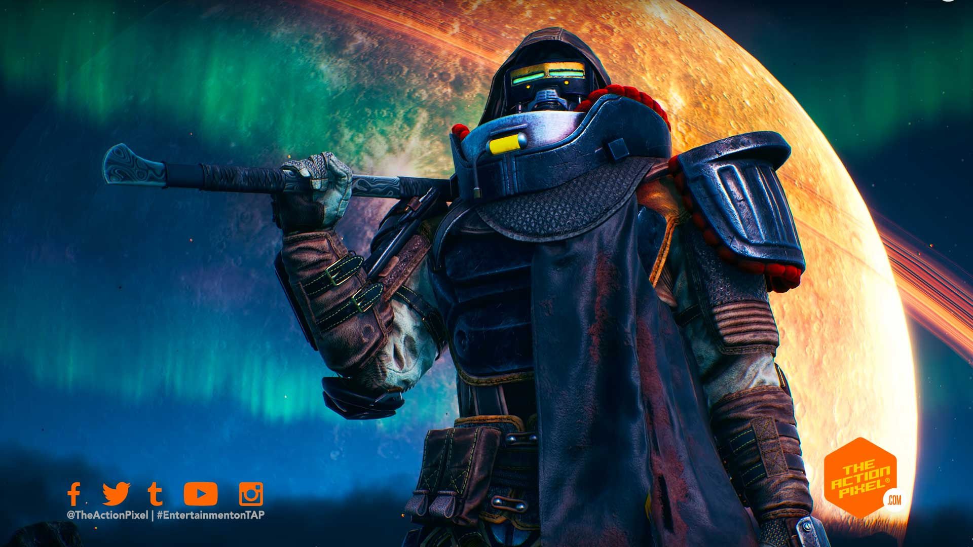 the outer worlds, rpg, private division, Obsidian Entertainment, trailer, launch trailer , featured,