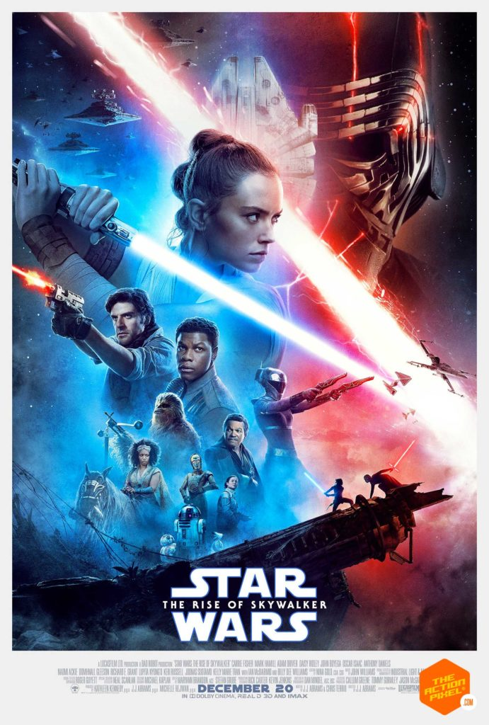 the rise of skywalker, star wars, star wars: the rise of skywalker, star wars the rise of skywalker, the rise of skywalker poster, star wars poster, rey, kylo, palpatine, d23 expo, emperor palpatine, final trailer,teaser, featured,