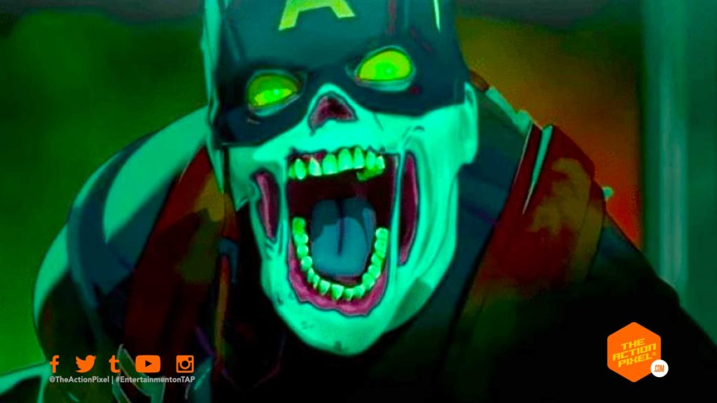 what if zombies, what if, what if...?, marvel zombies , the action pixel, entertainment on tap,the action pixel, captain america