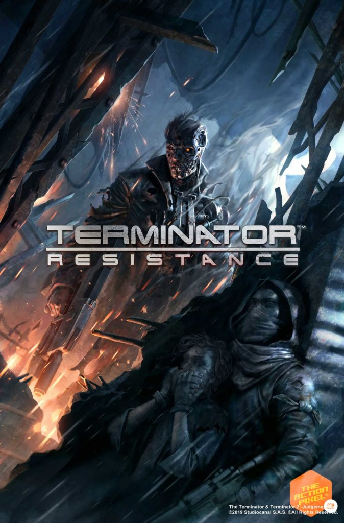 terminator: resistance, terminator 2, terminator, the terminator, judgement day, ps4, xbox one,the action pixel, entertainment on tap,
