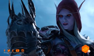 wow: shadowlands, shadowlands, world of warcraft, world of warcraft: shadowlands, world of warcraft: shadowlands cinematic trailer,featured, entertainment on tap, , the action pixel,