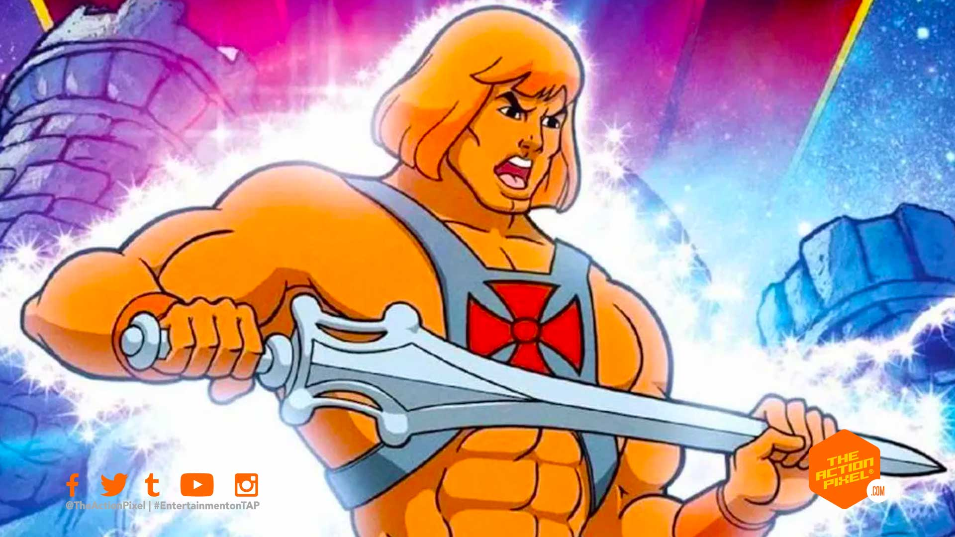 he-man, masters of the universe, netflix, entertainment on tap, netflix animated series, netflix animation, featured, entertainment on tap, the action pixel,