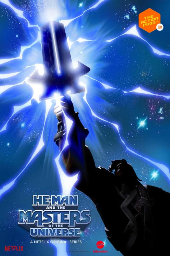 he-man, masters of the universe, netflix, entertainment on tap, netflix animated series, netflix animation, featured, entertainment on tap, the action pixel,