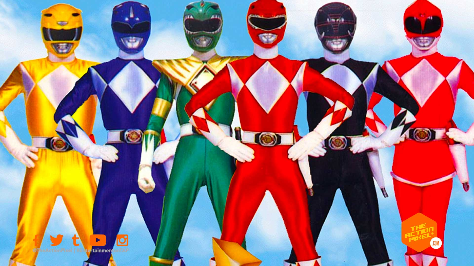 power rangers, saban, paramount pictures, the action pixel, the power rangers movie reboot, power rangers reboot, mighty morphin power rangers, entertainment on tap