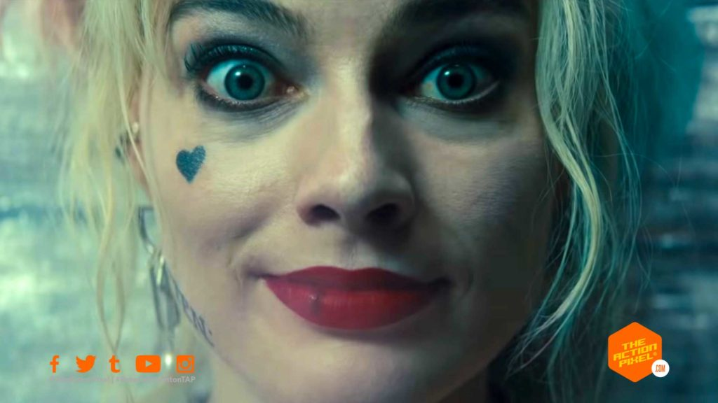 harley quinn, bop, birds of prey poster, birds of prey, birds of prey movie, dc comics, wb pictures, warner bros pictures, harley quinn, margot robbie, the action pixel, entertainment on tap, featured,trailer, margot robbie harley quinn,birds of prey trailer 2,