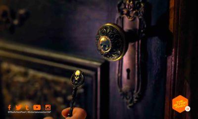 locke and key, locke & key, idw entertainment , comic tv series, joe hill, david ozer,the action pixel, entertainment on tap, netflix, trailer, locke and key trailer, idw publishing
