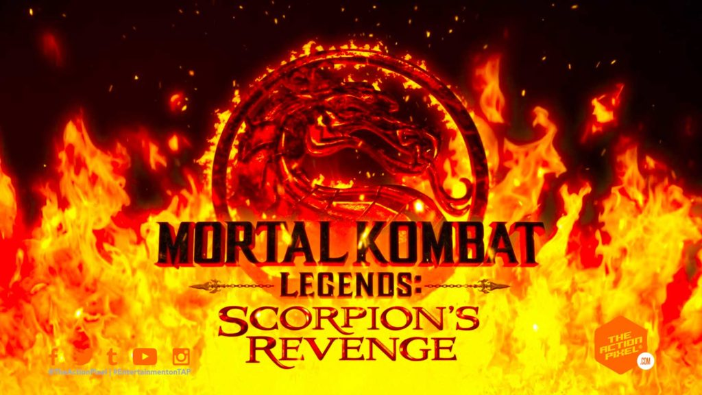 mortal kombat, scorpion,scorpion's revenge, mortal kombat legends, mortal kombat legends: scorpion's revenge, the action pixel