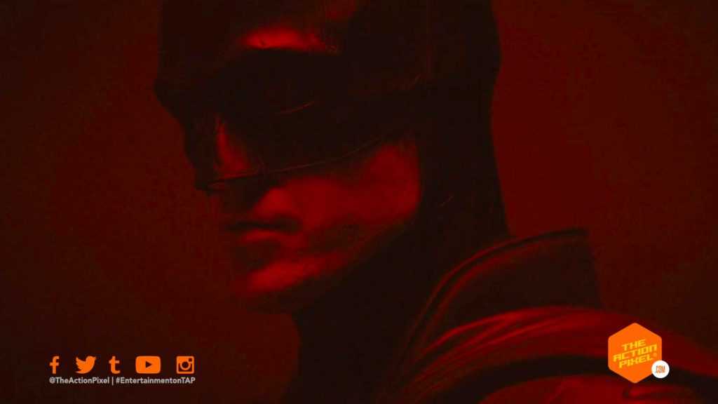 batman, the batman, matt reeves, dc comics, dc entertainment, the batman test video, robert pattinson the batman, the action pixel, entertainment on tap, featured, warner bros. pictures, the batman movie,