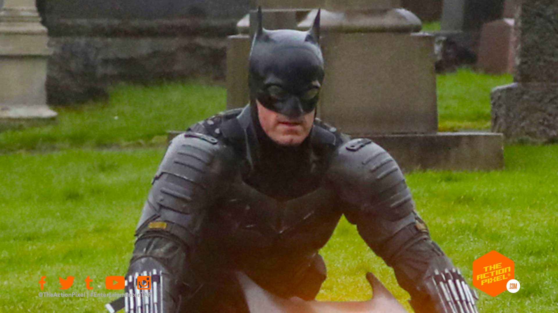 batman, the batman, matt reeves, dc comics, dc entertainment, the batman test video, robert pattinson the batman, the action pixel, entertainment on tap, featured, warner bros. pictures, the batman movie,