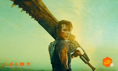 milla jovovich, Lieutenant Artemis,monster hunter, the hunter ,featured, capcom, video game movies,tony jaa,