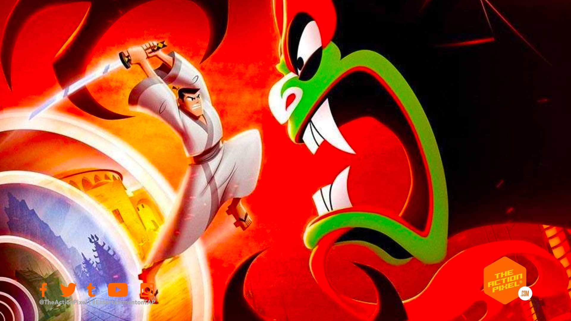 samurai jack: battle through time, samurai jack, entertainment on tap, aku, adult swim, featured,