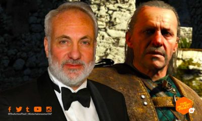 vesemir, kim bodnia, the witcher, entertainment on tap, featured, netflix, netflix the witcher, the witcher season 2, the witcher: nightmare of the wolf