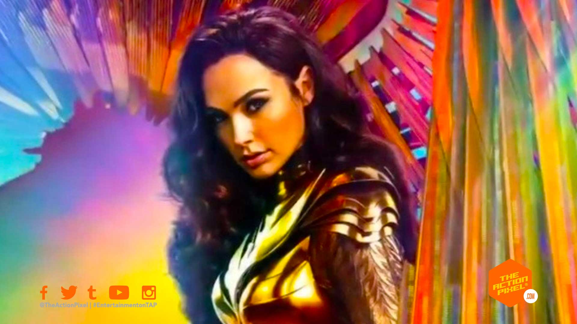wonder woman, wonder woman 1984, ww 84, ww84, dc comics, the action pixel, featured, entertainment on tap, warner bros. pictures,