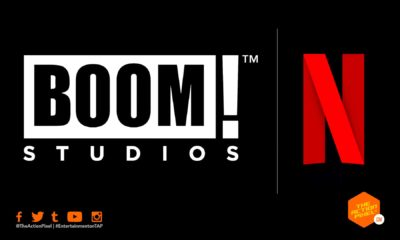 boom! studios, netflix, boom!, the action pixel, entertainment on tap,featured,