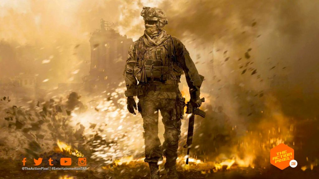 call of duty, call of duty: modern warfare 2 remastered, no russian, call of duty modern warfare 2 remastered , call of duty modern warfare 2, modern warfare 2 remastered, modern warfare 2 remastered trailer, the action pixel, entertainment on tap, cod modern warfare 2 remastered, featured,