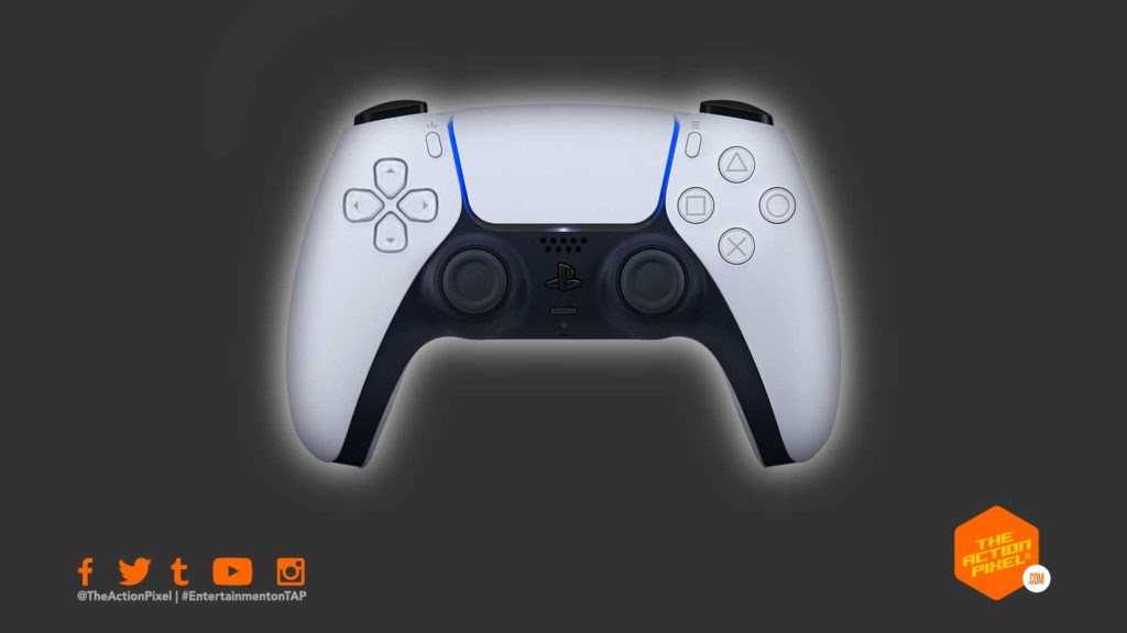 playstation 5 controller, dualsense, ps5 controller, dualsense wireless controller, dualsense playstation 5 controller, the action pixel, entertainment on tap, ps5, sony interactive entertainment, playstation blog, usb-c, ergonomics, create button, ps5 create button,built-in mic,adaptive triggers,