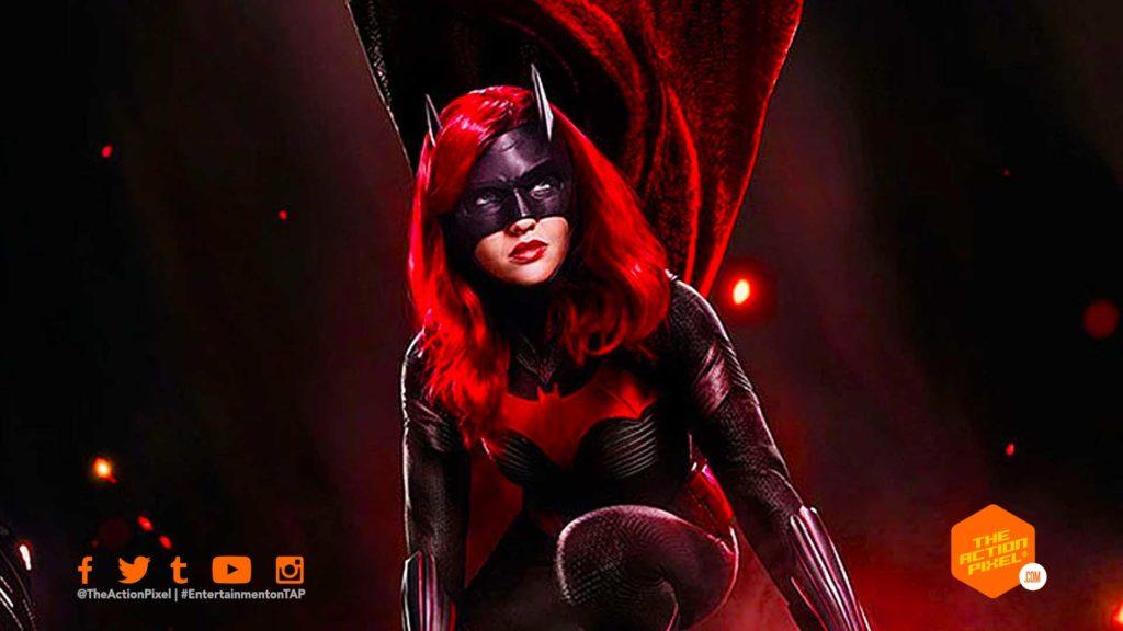 batwoman, batwoman ruby rose, ruby rose, lbgt, gay,lesbian, cw's batwoman, batwoman season 2, the action pixel, entertainment on tap,