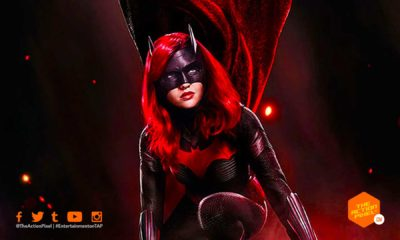 batwoman, batwoman ruby rose, ruby rose, lbgt, gay,lesbian, cw's batwoman, batwoman season 2, the action pixel, entertainment on tap,