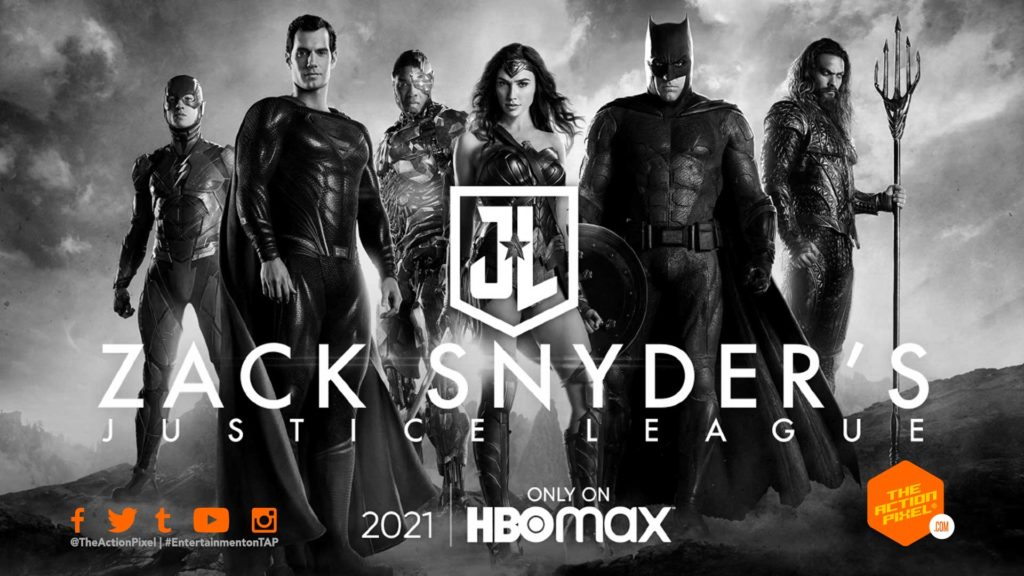 justice league, release the snyder cut, zack snyder, hbo max, the action pixel, entertainment on tap, hbo, hbo max justice league, featured, batman, wonder woman, aquaman, cyborg, the flash, flash, wb pictures, dc comics, warner bros. pictures,