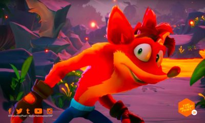 crash bandicoot 4: it's about time, crash bandicoot, crash bandicoot 4, the action pixel, entertainment on tap,