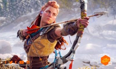 aloy, horizon forbidden west, horizon, playstation 5, ps5, ps5 games, playstation 5 games, horizon zero dawn, the action pixel, entertainment on tap, featured,