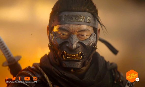 ghost of tsushima, ghost of tsushima new release date,ghost of tsushima release date, sucker punch, featured,the action pixel, entertainment on tap,