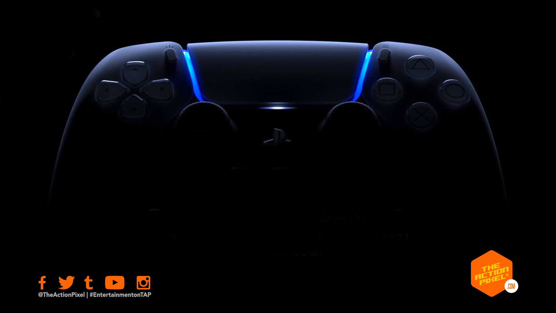 playstation 5 controller, ps5, playstation 5, the future of gaming, ps5 the future of gaming
