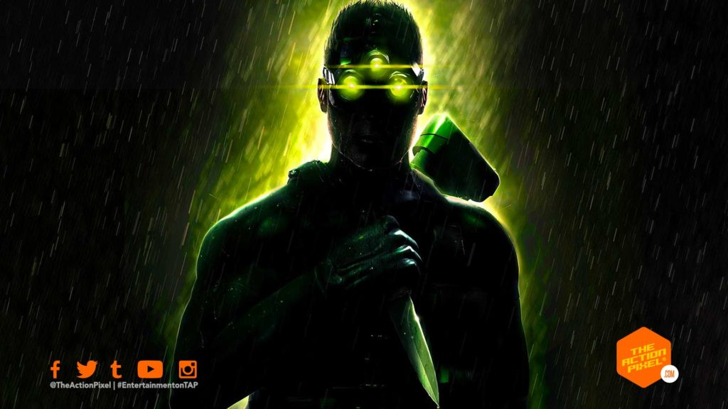 splinter cell memes, splinter cell, tom clancy, tom clancy's splinter cell, splinter cell anime, splinter cell anime series, anime series, netflix anime series, netflix anime, netflix splinter cell anime, splinter cell animated series, upcoming netflix shows, entertainment on tap, the action pixel, featured, entertainment on tap