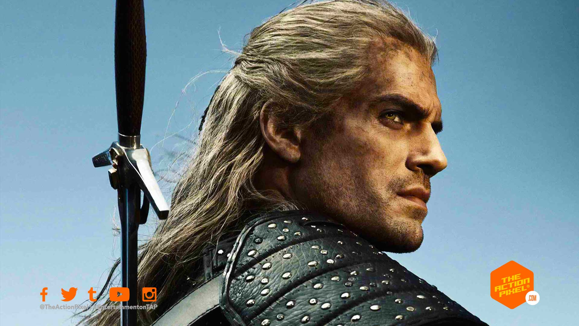 the witcher: blood origins, the witcher, netflix the witcher spin-off, witcher netflix spin-off, netflix, nx on netflix, the action pixel, geralt of rivia, entertainment on tap, featured,