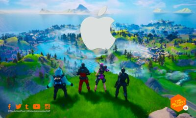 epic games, epic, fortnite, apple, iphone, app store, the action pixel, entertainment on tap,