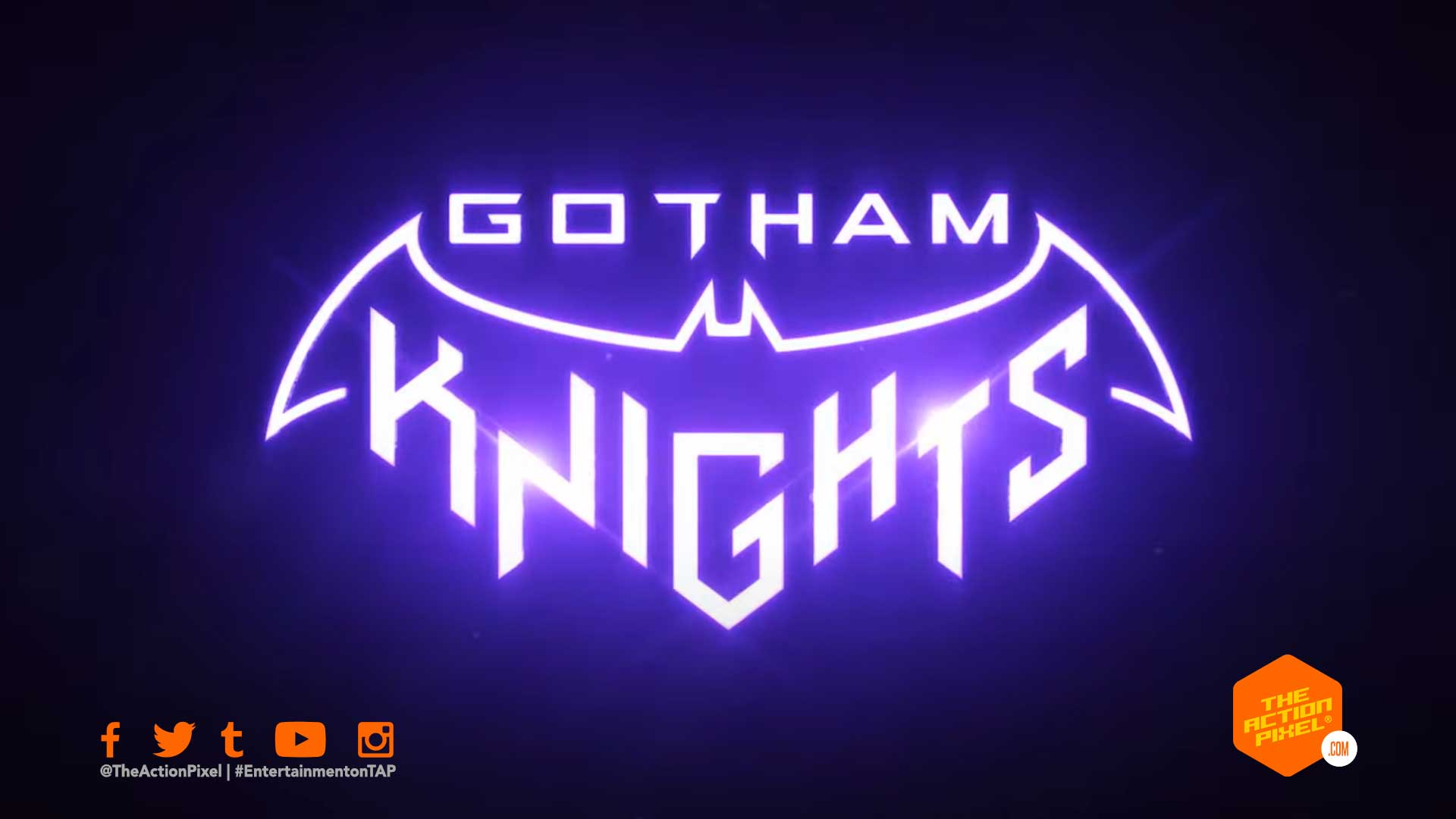 gotham knights, world premiere, dc fandome, dc fandome 2020, redhood, batgirl, batman, red hood, nightwing, robin, gotham knights game, featured, the action pixel, entertainment on tap, dc comics,
