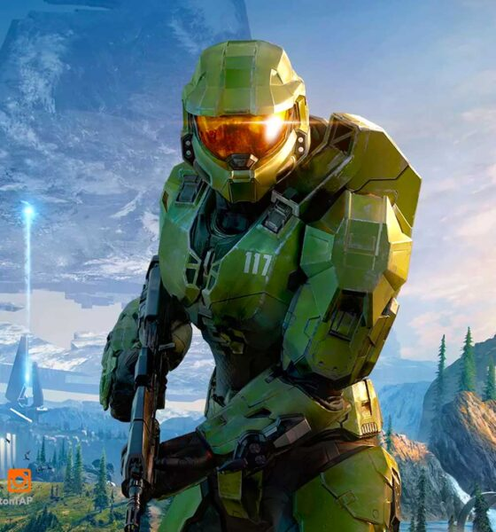 mjolnir, Halo Infinite, Trailer, Halo Infinite, Halo Trailer, Step Inside Trailer, Become Trailer, Halo Become, Halo Step Inside, Halo Infinite Gameplay, Master Chief, Banished, Xbox, 343 Industries, E3, Trailer, mjolnir armor, featured, the action pixel, entertainment on tap,xbox series x,chris lee