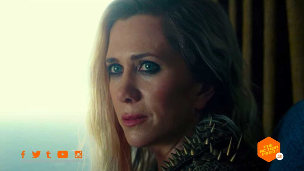 kristen wiig, cheetah, wonder woman, dc fandome, dc comics, wonder woman 1984, cheetah, the action pixel, entertainment on tap,
