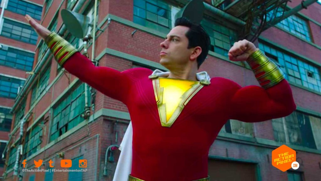 shazam!, entertainment weekly, ron cephas, mark strong, dr sivana, shazam!, shazam, captain marvel, dc comics, dc entertainment , entertainment on tap, the action pixel, shazam the wizard, wizard, casting, first look, billy batson, trailer,tap reviews, shazam review, captain marvel, film review, shazam! film review, movie review,