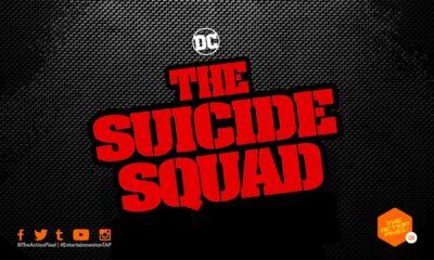 suicide squad, james gunn, featured, dc fandome, margot robbie, idris elba, john cena, the action pixel, entertainment on tap,