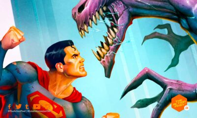 superman, superman: man of tomorrow, dc comics, dc animated movies, the action pixel, dc fandome, entertainment on tap, featured,