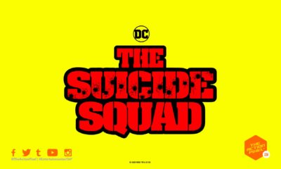 dc fandome,fandom, suicide squad, james gun, the suicide squad title treatment, the suicide squad title treatments, the suicide squad title art, the suicide squad reboot, the suicide squad movie, dc comics, the action pixel, entertainment on tap, featured, the suicide squad title versions,