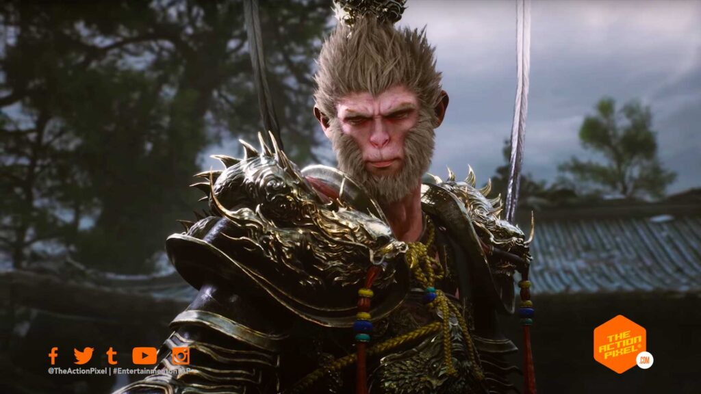 black myth: wukong, game science, chinese action game, the action pixel, entertainment on tap, featured,