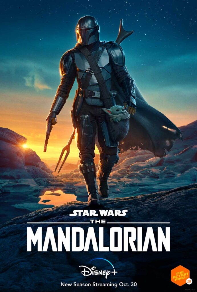 the mandalorian season 2 trailer, the mandalorian s2 trailer, the mandalorian s2, the mandalorian s2, the mandalorian season 2,star wars trailer, the mandalorian season 2 star wars, star wars season 2, entertainment on tap, star wars, george lucas star wars, featured,the mandalorian s2 poster, the mandalorian season 2 poster, the mandalorian 2, the mandalorian 2 poster, the child , baby yoda, jedi