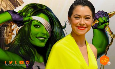 Tatiana Maslany,She-Hulk, she hulk, shehulk, hulk, marvel studios, marvel, disney+ she-hulk tv series, she-hulk casting, entertainment on tap, the action pixel,featured,