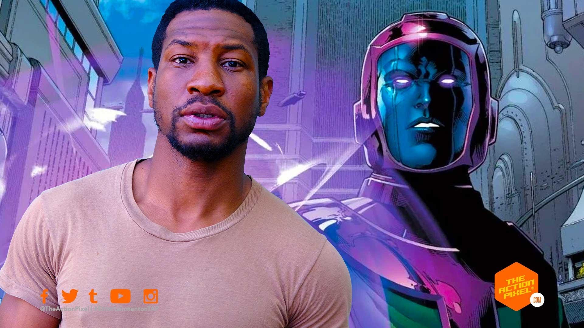 ant-man, kang, kang the conqueror,ant-man 3, antman 3, jonathan majors, lovecraft country, marvel studios, the action pixel, entertainment on tap, featured, marvel, fantastic four, fantastic 4, nathaniel richards,
