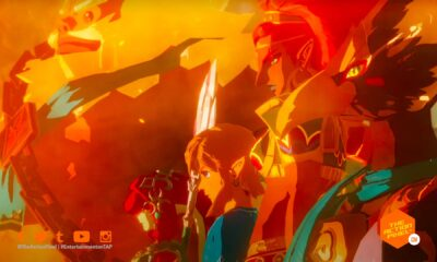 nintendo, play, play nintendo, game, gameplay, fun, video game, kids, action, adventure, rpg, Hyrule Warriors, Zelda, Musou, Breath of the Wild, Nintendo Switch, Age of Calamity, Link, Daruk, Mipha, Revali, Urbosa,hyrule warriors: age of calamity, featured, the action pixel,hyrule,nintendo switch,