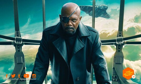 nick fury, samuel l jackson, samuel l. jackson, marvel studios, marvel, disney plus, disneyplus, disney+ , marvel disney plus, the action pixel, entertainment on tap, the action pixel, featured,